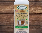 Oral Care Water Treatment for Dogs or Cats 16oz