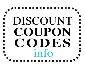 DISCOUNT COUPON CODES for multiple purchase at a time. Up to 50% off - ArtCult promo codes (do not buy this listing, just read the info).