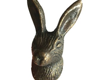 Hare Drawer Knobs - Rabbit Cabinet knobs (RTG22)