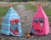 Barbie tent (and sleeping bag)  PATTERN