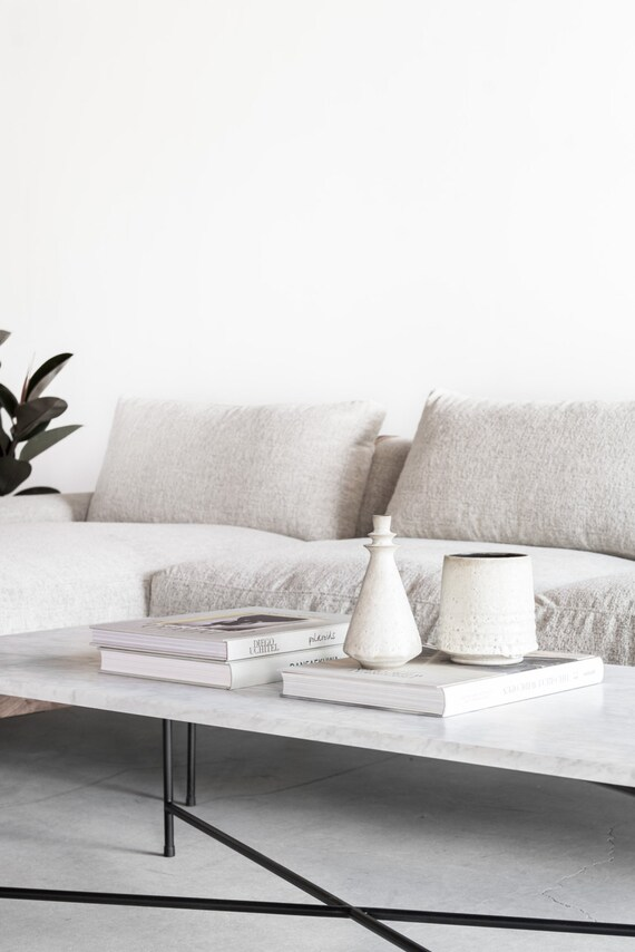 granada carrara marble coffee table. Black Bedroom Furniture Sets. Home Design Ideas