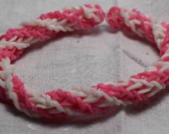Peppermint Stripe Bracelet