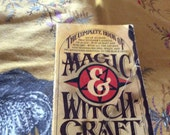 Complete book of Magic & Witchcraft vintage book
