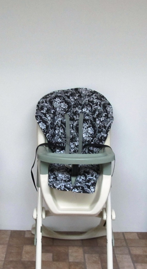 graco baby accessory cotton fabric high chair cover. Black Bedroom Furniture Sets. Home Design Ideas