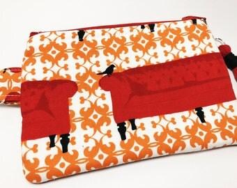 Large Key Chain Wallet-Keychain Wallet-Keychain Pouch-Keychain Coin purse-Cassette Wallet-Keychain tassel-Key Chain tassel-tassel keychain