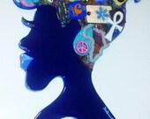 Lady Yomi Wall Art