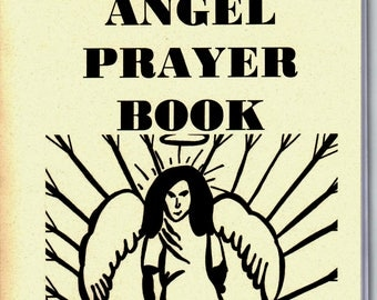THE HOLY GUARDIAN angel prayerbook