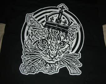 Made-To-Order Hoodie - Here Kitty Kitty