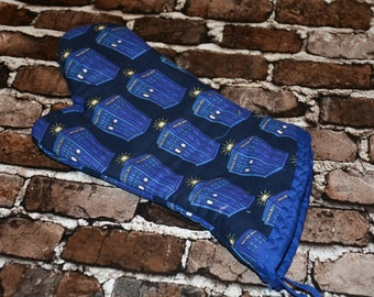 Dr Who Oven Mitt