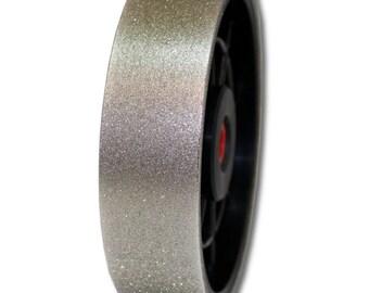 "GLS-446-P, Kent 6"" Diam x 1.5"" Width Diamond Lapidary Jewelry Grinding Wheel"