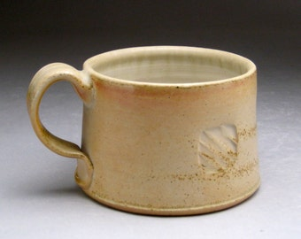 Ceramic Mug - Coffee Mug - Soup Mug - Wood Fired