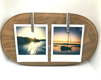 SALE! Photo Display Holder Perfect for Instagram Prints and Instax -  Show off your Photography