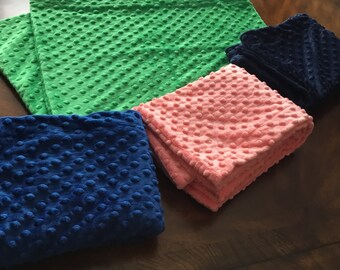Minky Pillow Cases