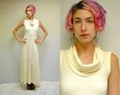 Sweater Dress  //  Cowel Neck Dress  //  THE WICKFORD