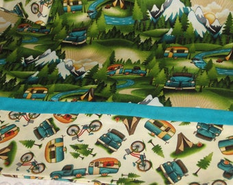 Camping trailer pillowcases