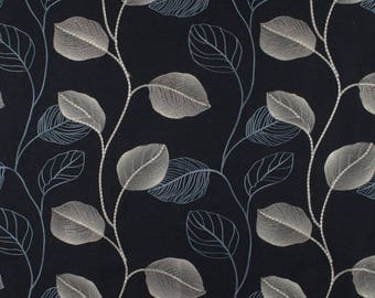Softline Fabric Sumatra Black