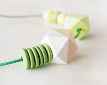 Necklace: The Geometric Series – Allison