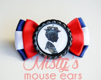 Inspired Mary Poppins Slider Bow for the Magicband