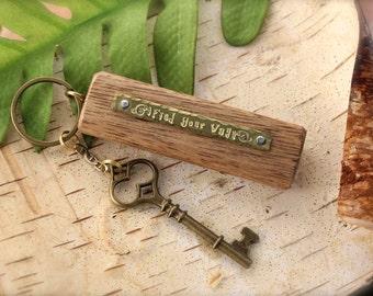 Key Find Your Way Keychain