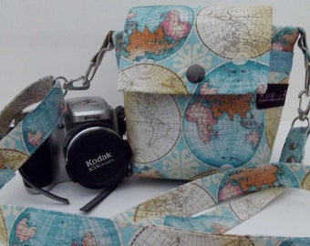 Dollbirdies Original Small Camera Bag, Camera Case, Camera Tote