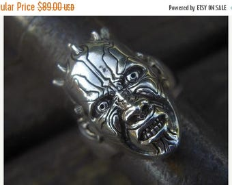 ON SALE Darth Maul ring in sterling silver