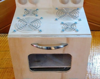 Handmade Stove for 18 inch doll