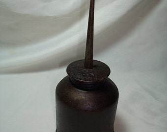 1950s Household Oil Can.