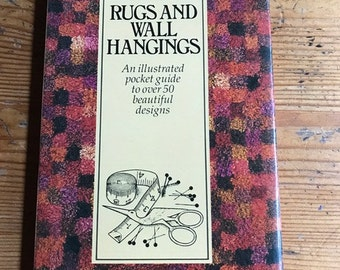 1984 Rugs and Wall Hangings printed in Italy published in England