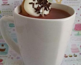 12oz Coffee Mug with Donut Soy Jar Candle