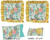 Custom Lily Belle Pillows for Emily W.