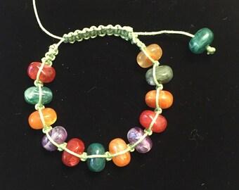Multicolor Stone Shambhala