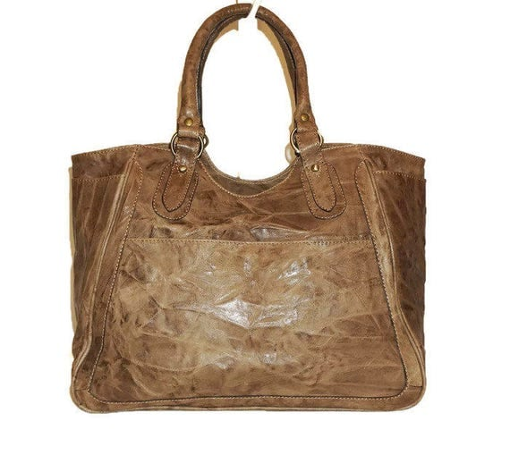 Leather Tote Leather Tote Bag Large Leather Shopping Tote Leather Tote Handbag Large Leather Tote Laptop Leather Purse Tote Bag Julia xl Tan