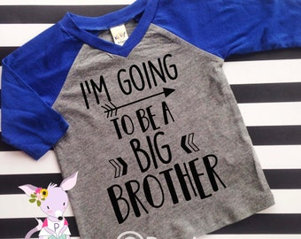 I'm going to be a Big Brother Shirt Hipster Big Brother Promoted to Big Brother Shirt Big Bro Shirt Mountain Big Brother Hipster