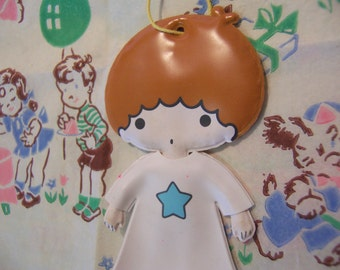 sanrio little twin stars vinyl doll