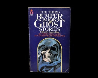 Terrifying Tales ~ The Third Bumper Book of Ghost Stories. Pan. Edited by James Hale. Paperback. Horror. The Midnight Ghost Book.