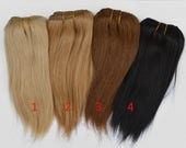 Mohair Weft -Straight- Doll Making