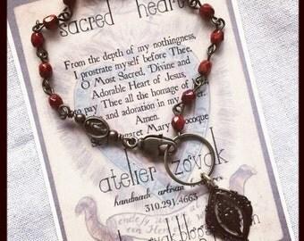 SACRED HEART Bracelet