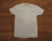 vintage Hanes white under shirt