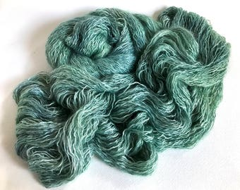Changeling Mulberry Silk/ Kid Mohair.  Sing It To The Sea