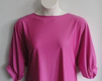 XS-2X Post Surgery Shirt - Shoulder - Mastectomy- Breast Cancer/ Adaptive Clothing - Hospice, Seniors, Stroke/ Rehab-Style Libby (Wickaway)