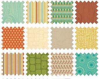 8x8 Paper Pack ~ Mini Deck ~ S'More Love * Card-Making *Scrapbook Mini Albums