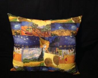 Van Gogh Pillow