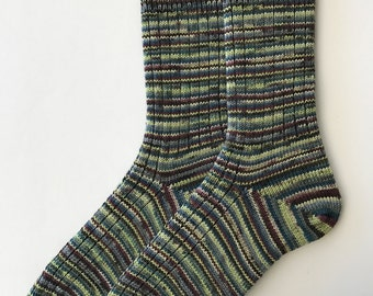 "Knitted Wool Sock , ""Austermann"" Royal Color, Merino/Cashmere/Silk"