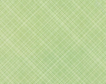 The Cookie Exchange by Sweetwater - Bakers Twine in Grass (5625-27) - Moda - 1 Yard