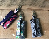 USB Holder - usb case - chapstick case - chapstick holder - lighter holder - Bandaid case