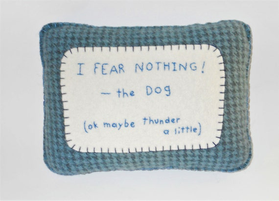 Throw Pillows With Dog Sayings : Dog Pillow Funny Pet Bed Pillow Dog Sayings and Quote
