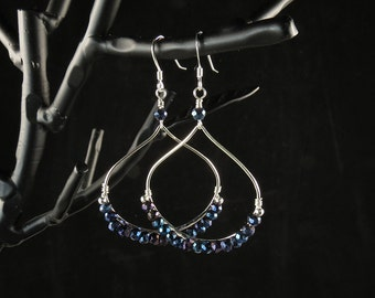 SALE! Intuition with Blue Mystic Spinel (437)