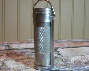 Vintage Match Safe Waterproof Match Holder Bugout Bag Survival Gear