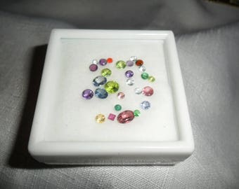 Vintage Loose Varied Gemstones