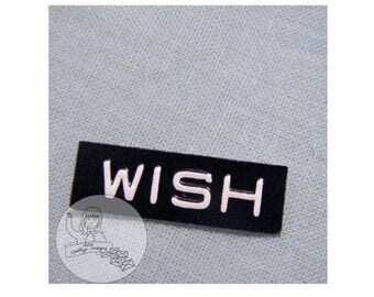 Handmade Personalised Birthday Card Make A Wish Wishing Congratulations His Her